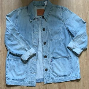 NWOT Levi Strauss Utility Jacket